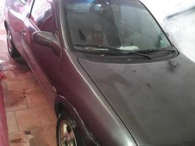 Chevrolet Corsa Pick Up A Toda Prova..foto Sem Maquiagem