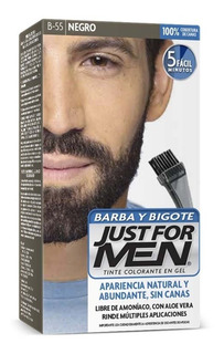 Just For Men Tintura En Gel Para Barba Y Bigote Cubre Canas