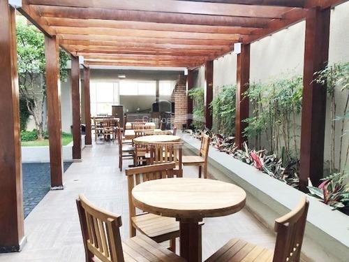 Apartamento 3 Dormitórios, 1 Suite, 2 Vaga, 124m2 Na Vila Gustavo - Cf31424