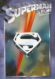 Dvd Duplo Superman - O Filme - Usado Em Bom Estado***