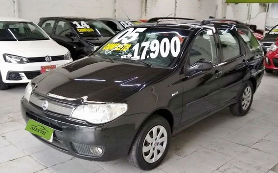 Fiat Palio 1.3 Mpi Fire Elx Weekend 8v 2004 Completo