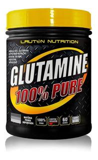 Glutamine Power 100% Pure 150g - Lauton Nutrition