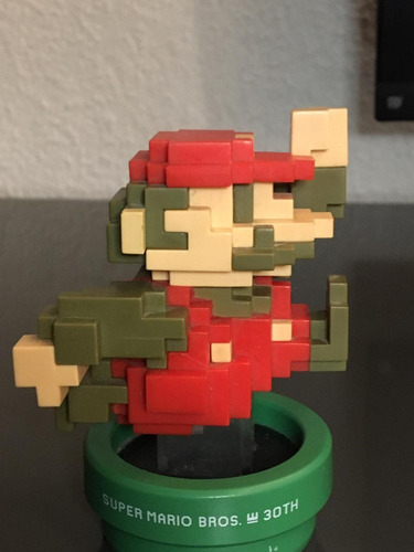 Imagen 1 de 2 de Amiibo Mario Edición Especial 30° Aniversario