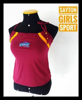Camisa Do Cleveland Cavaliers Feminina