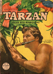 Tarzan (1ª Série) Nº 3 - Ótimo Estado - Frete Grátis