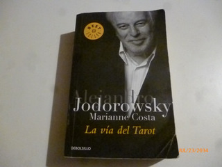 La Via Del Tarot A.jodorowsky.-marianne Costa
