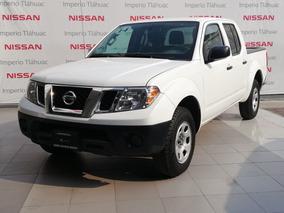 Nissan Frontier V6 4x4 Doble C Automatica