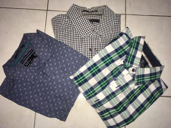 Camisas Xs Manga Larga