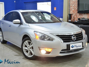 Nissan Altima Sl 2.5 Blindada