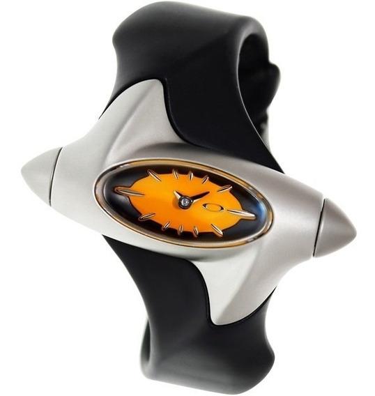 Relógio Oakley Torpedo Original Amarelo Frete Grátis