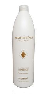 Shampoo Illuminating Alfaparf Semi Di Lino 1 L