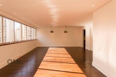 181,82 M2 Cerqueira Cesar 2 Dormitórios 1 Suite - Ap4113