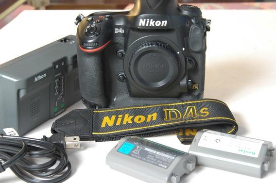 Nikon D4s Corpo Em Curitiba Nao D4 D3s D5 400mm 300mm 2.8 Vr