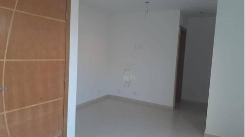 Imagem 1 de 11 de Apartamento Com 2 Dormitórios À Venda, 47 M² Por R$ 230.000 - Vila Luzita - Santo André/sp - Ap1640