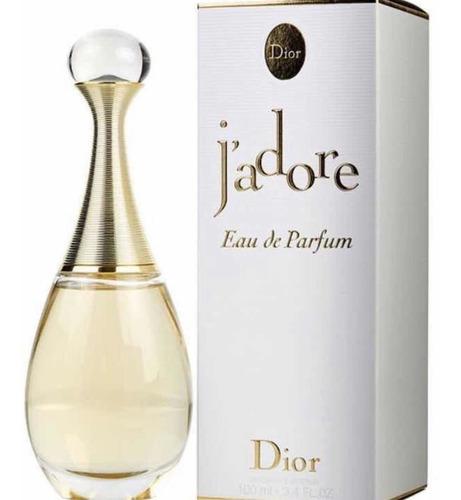 Perfume Dior Jadore 100ml Edp Importado Original Afip Fact A