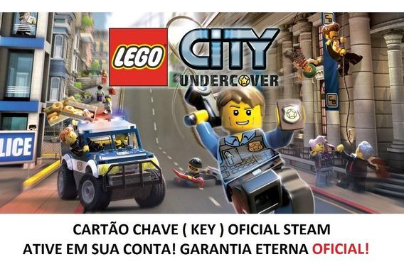 Lego City Undercover Steam Chave Key Original!