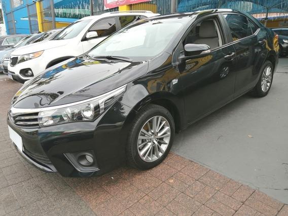 Toyota Corolla Xei 2.0 Flex At 2015