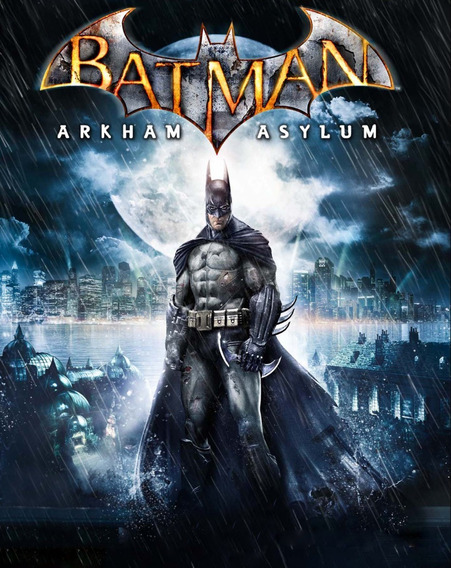 Batman: Arkham Asylum Game Of The Year Edition - Pc