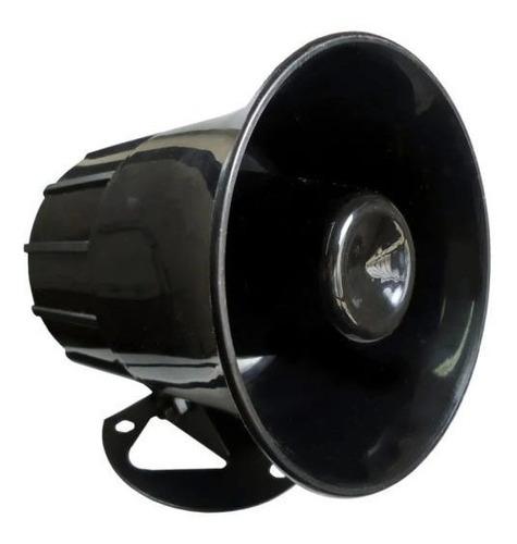 Imagem 1 de 1 de Sirene 12v Mecânica Rotativa Twister Dni