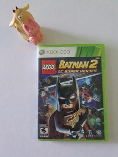 Lego Batman 2 Dc Super Heroes Xbox 360 Garantizado