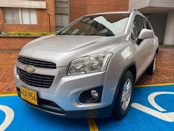 Chevrolet Trcker Ls Mt 2014