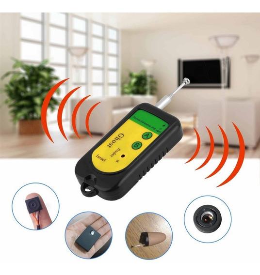 Detector De Cámaras Y Micrófonos Espías Y De Señal Rf Wifi