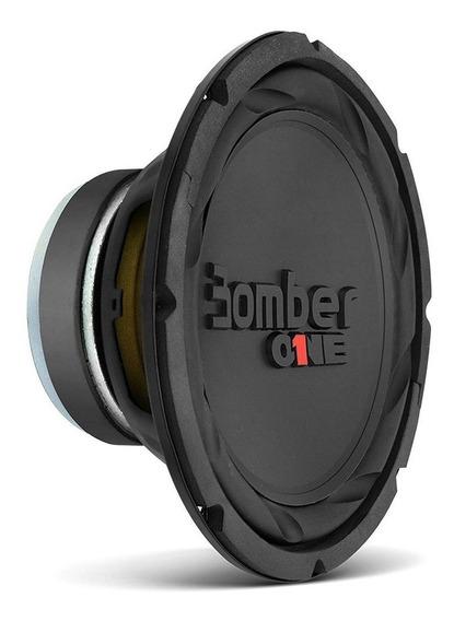 Subwoofer 8 Pulgadas Bomber One Bobina Simple 150 Rms