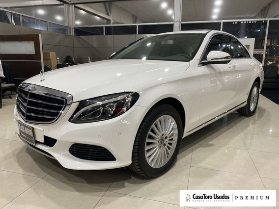 Mercedes Benz Clase C200 Exclusive 2000cc 2018