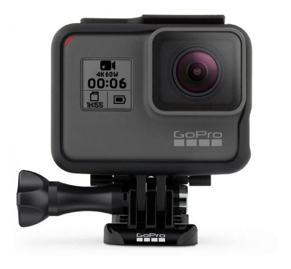 Câmera De Ação Gopro Hero 6 Black - (recondicionado)