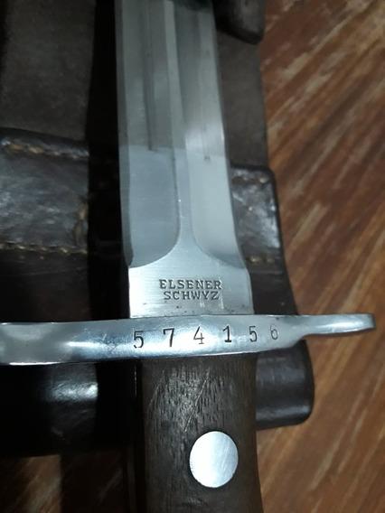 Cuchillo Swiss M1918 Bayonet