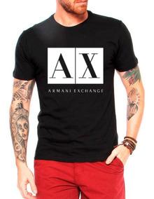 Camiseta Camisa Armani Exchange Masculina -super Promoção
