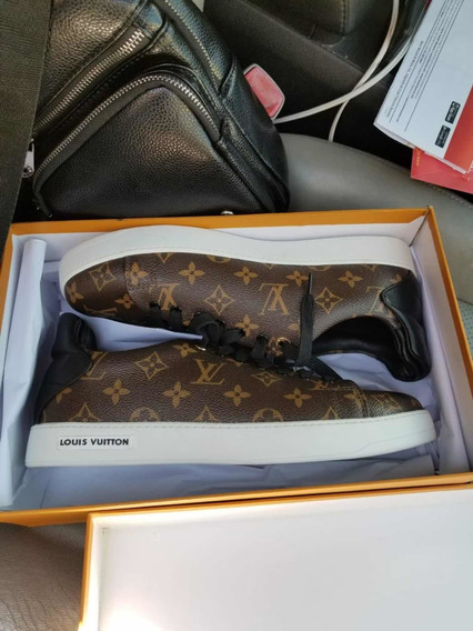 Louis Vuitton Sneakers Talla 8 Mex