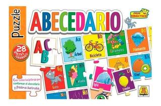 Abecedario Puzzle 28pzs 312