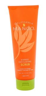Crema Exfoliante California Mango Para Cuerpo Y Manos 240gr