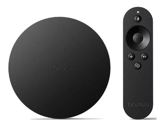 Asus Nexus Player Android Tv 8.0 Função Chromecast