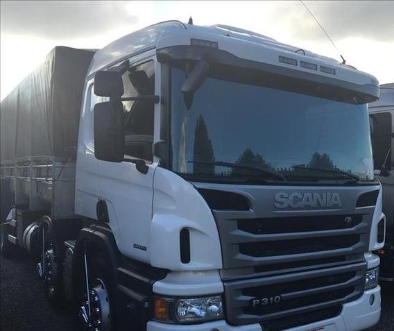 Scania P310 Basculante 8x2 2014