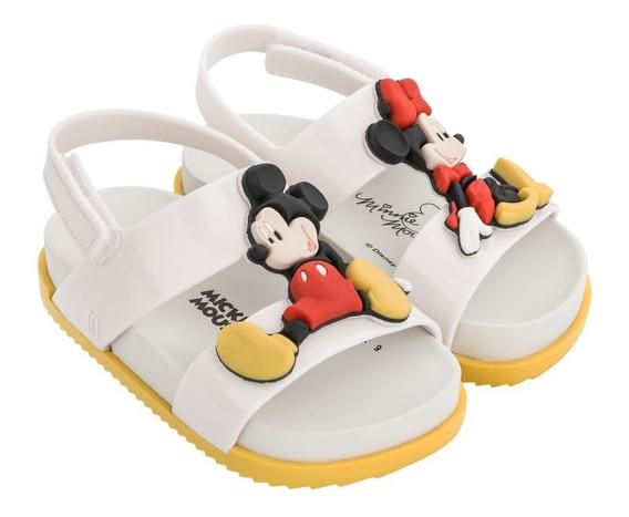 Sandália Mini Melissa Cosmic Sandal + Disney Twins