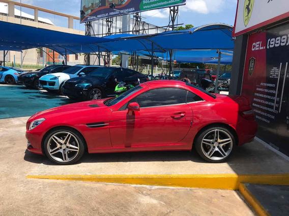 Mercedes-benz Clase Slk 2p Slk 200 K Aut