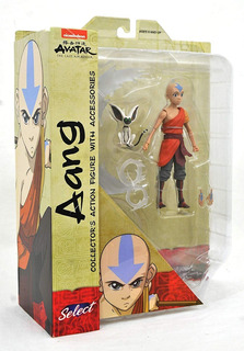 Diamond Select Toys Avatar The Last Airbender: Aang