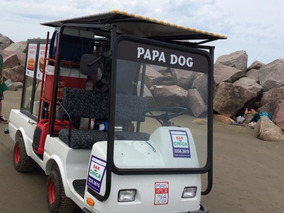 Carro Food Truck (elétrico)