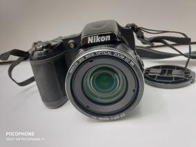 Camera Nikon L820 - Semi Profissional