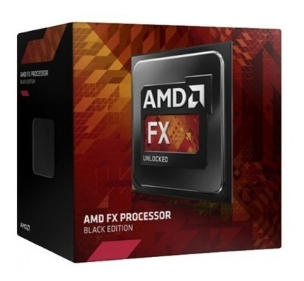 Processador Amd Fx 8300 3.3ghz (4.2 Ghz Max Turbo) Am3+