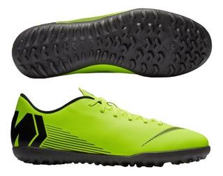 Nike Vapor 12 Club Tf, Ah7386 701, Nuevo Envio Gratis.