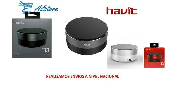 Parlante Portátil Havit M13, 7 Horas De Música
