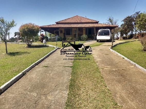 Chácara A Venda No Bairro Belvedere Clube Dos 500 Em - Ch098-1