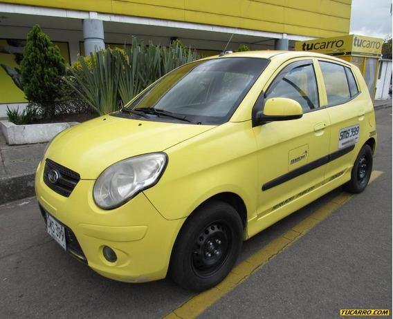 Taxis Kia Picanto Eko Taxi Lx 1.0 Mt