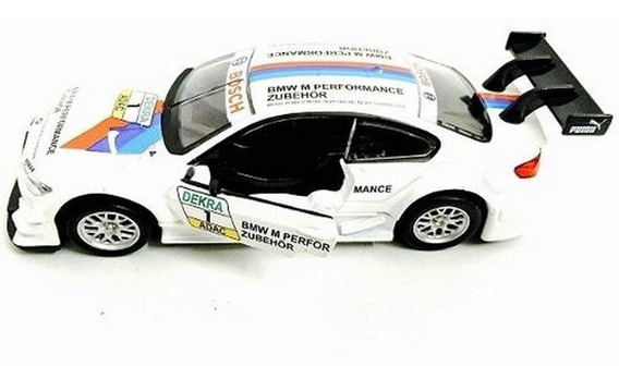 Auto A Escala 1:38 Bmw M3 Dtm Modelo 67318 Metal Speed Zone