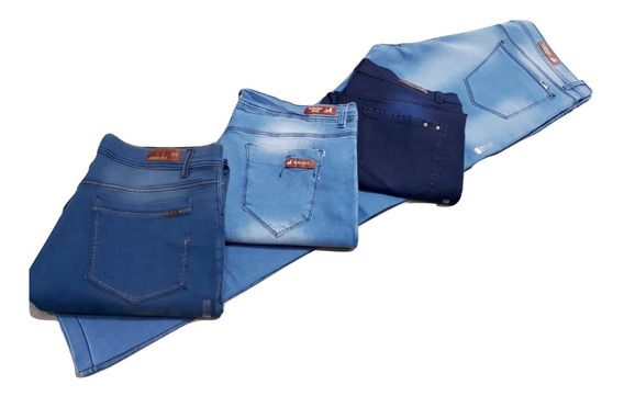 Jeans Hombre Talle Especial 50-52-54-56-58-60 Be Yourself