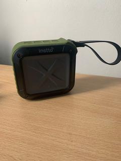 Parlante Bluetooth Portatil Instto Insky Resiste Agua Polvo