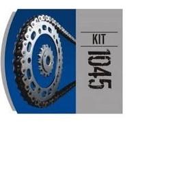 Kit Transmissão Riffel P/ Dafra Kansas 150 - Aço 1045